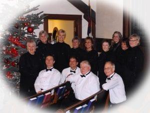 Westminster Bell Choir Christmas concert