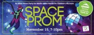 Adult Swim: Space Prom @ Hands On Children's Museum