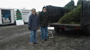 Christmas Tree Recycling @ Central Transfer Station
