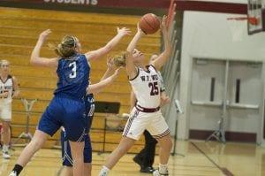 W.F. West Girls' Basketball