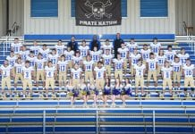 Adna Pirate Football