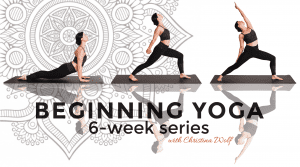Beginning Yoga: 6-week Series @ Embody Movement Studio