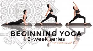 Beginning Yoga: 6-week Series @ Embody Movement Studio