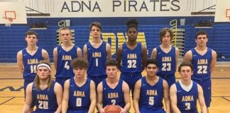 Adna Boys Basketball