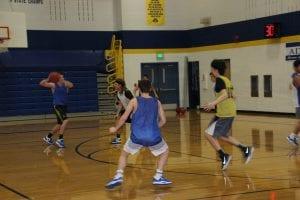 Adna Boys Basketball