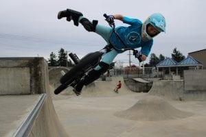 BMX Ben Holman