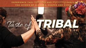 Taste of Tribal: Introductory Belly Dance Workshop @ Embody Movement Studio