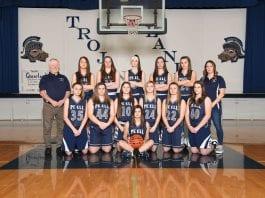Pe Ell Girls Basketball