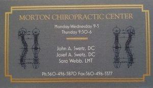 Morton Chiropractic Center