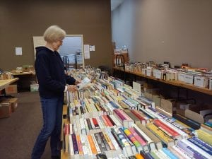 The Lewis County American Association of University Women Used Book Sale @ Lewis County Mall