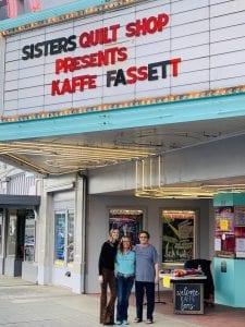 Sisters Quilt Shop