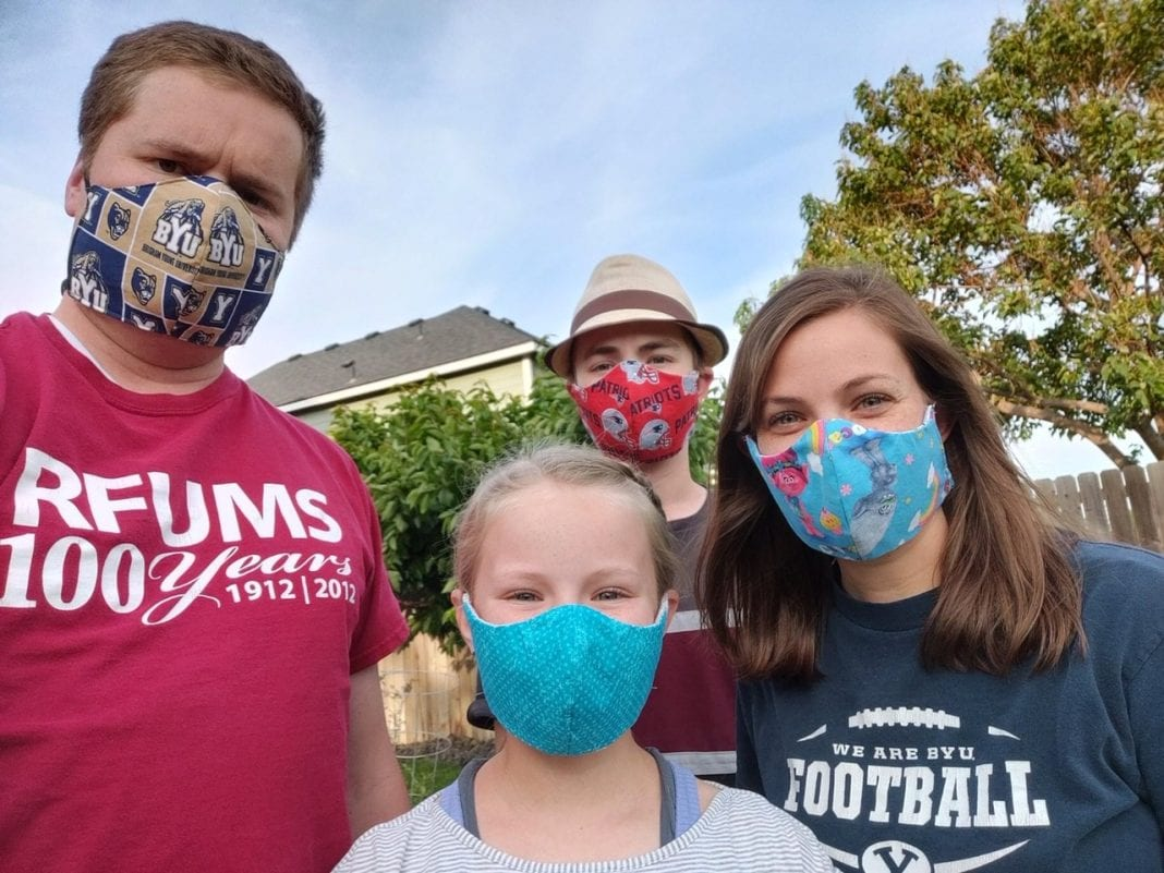 Lewis County Face Mask Makers