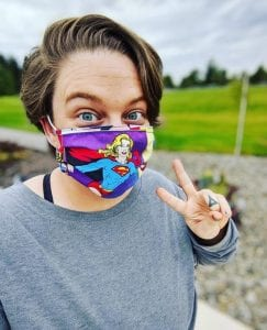 Mask Up Lewis County