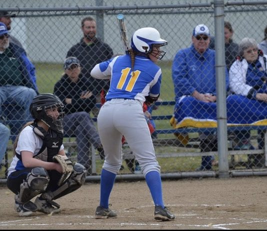 Skye Snow Adna Softball