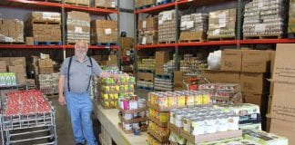 Lewis County Food Banks