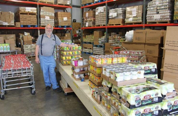 Lewis County Food Banks