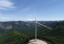 Puget Sound Energy's Skookumchuck Wind Energy Project