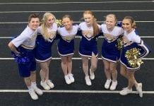 Adna Cheer Squad