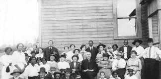 African Americans in Lewis County