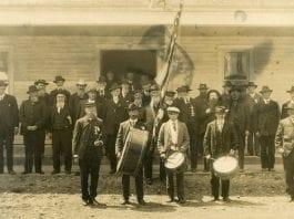 Civil War Lewis County