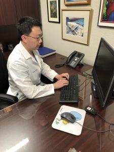 Providence Centralia Dr. Yan