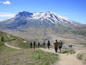 Wild Grief Teen Day Hike @ Sunrise, Mount Rainier