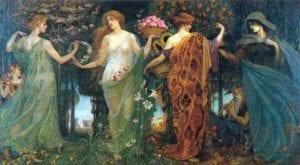 The Goddess Saga: Women's Empowerment Workshop @ Sacred Spiral Sanctuary