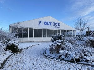 Oly on Ice