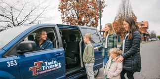 Twin Transit DARTT