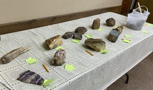Lewis County Rock and Gem Society