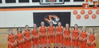 napavine girls basketball