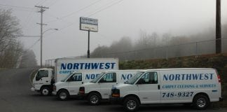 northwest carpet cleaning