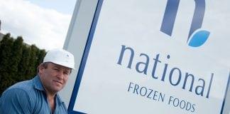 national frozen foods