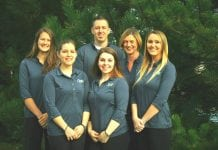 Penrose Physical Therapy Staff