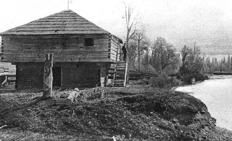 Centralia Blockhouse