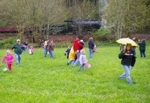 Chehalis Easter Egg Hunt