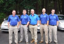 Home inspections, Lewis County