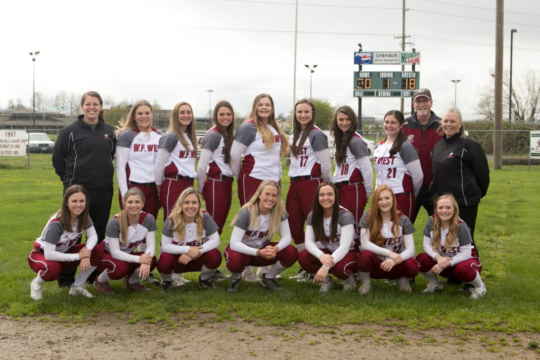 championships for W.F. West