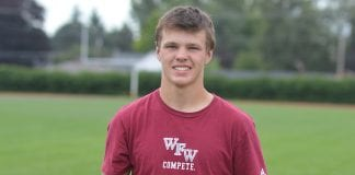 Chehalis W.F. West quarterback