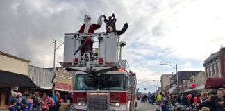 Holiday Events in Lewis County