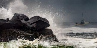 Storm Watch Grays Harbor Coast
