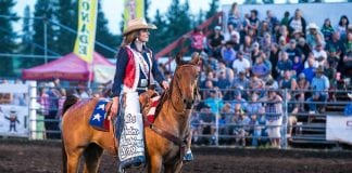 Miss Rodeo Washington