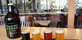 Talking Cedar Brewery