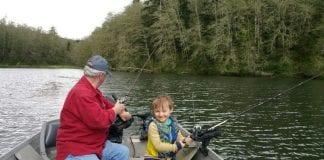 Grays Harbor Fishing