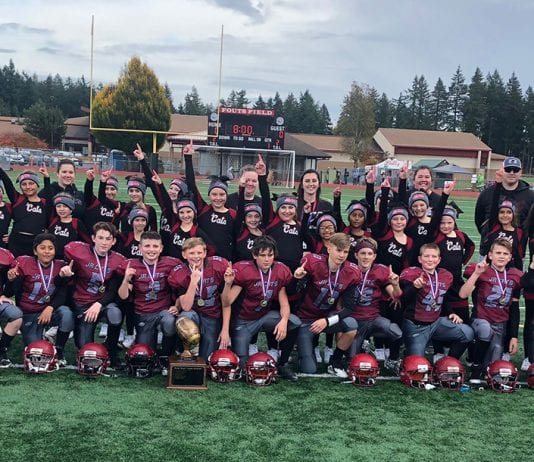 Chehalis Jr. Cats Youth Football