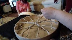 Drum Making Workshop @ Sacred Spiral Sanctuary